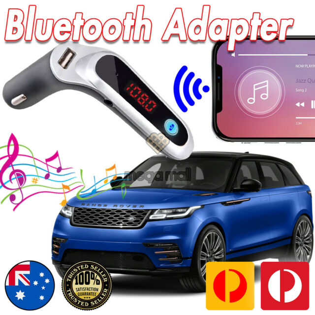 Handsfree Wireless Bluetooth Car MP3 Music Player FM Transmitter Radio Adapter