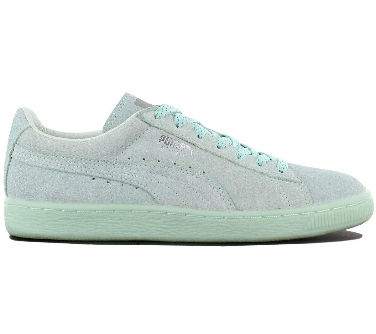 Puma Suede Classic Mono Ref Iced Damen Sneaker 02 Schuhe Leder Turnschuhe 362101 02 Sneaker ad835b