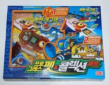 TAKARA Rockman EXE (Mega Man) : DX PROGRESS PET RED & BATTLE CHIP COLLECTION SET