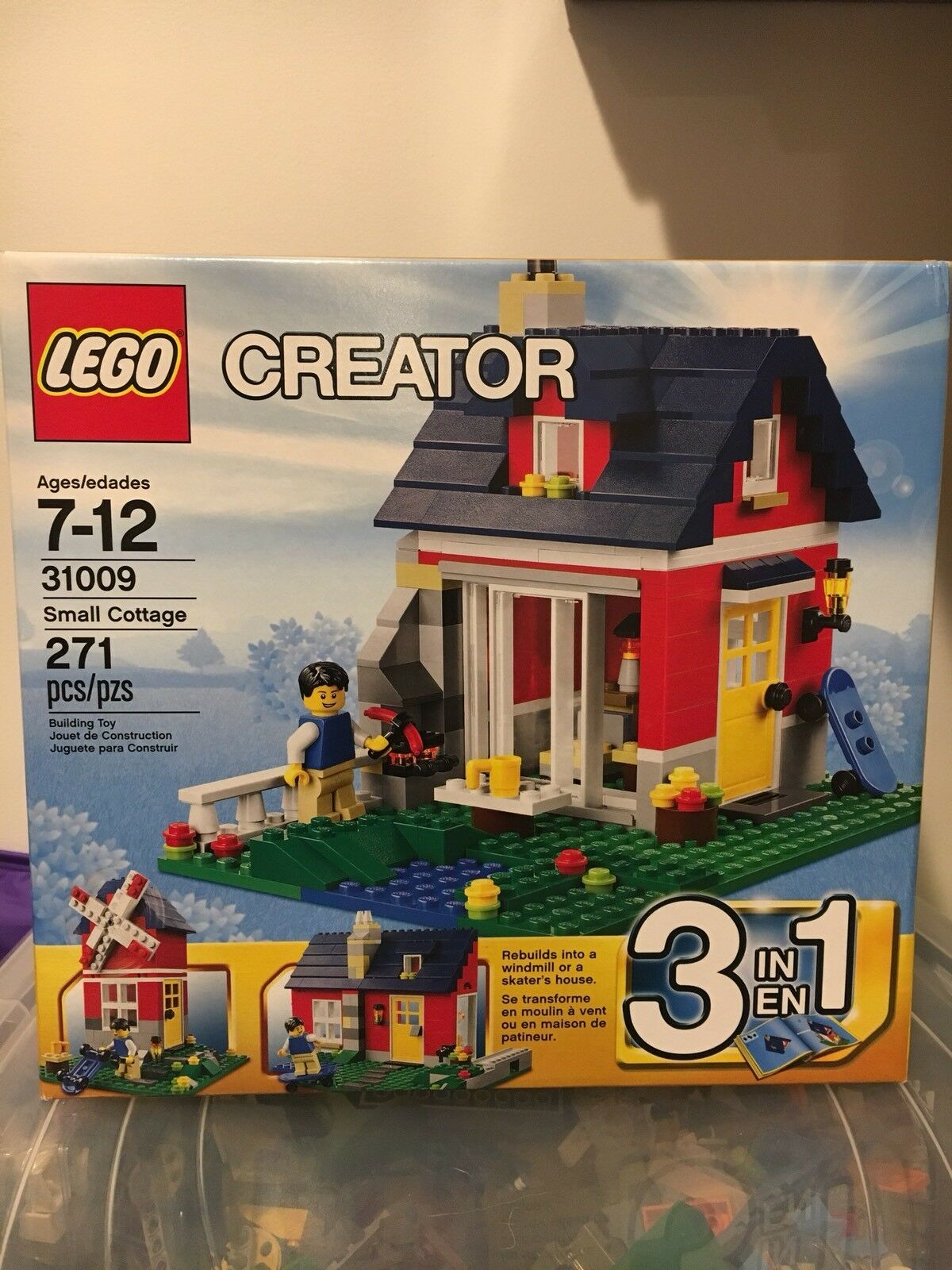 NEW LEGO Creator Small Cottage 31009 Sealed Box Fast Shipping