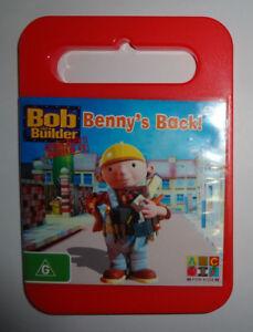 Bob-the-Builder-Benny-039-s-Back-Kids-DVD