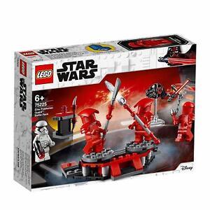 Lego Star Wars 75225 Pack De Combat De La Garde Prétorienne D'élite Set Complet