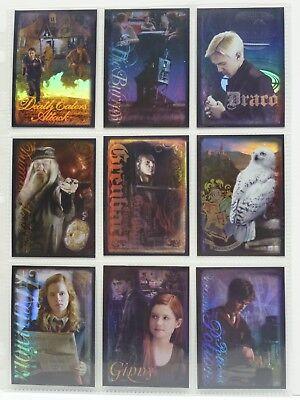 Harry Potter Half Blood Prince Artbox Hologram//Puzzle Cards YOUR Choice