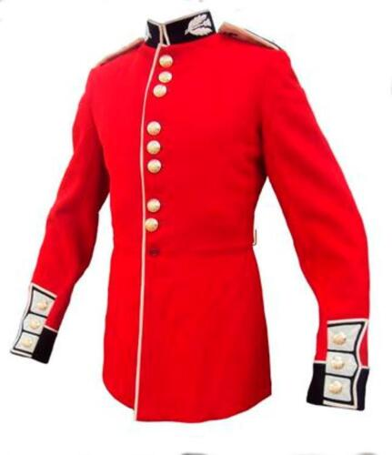 SCOTSGRENADIER GUARDS TUNICS BRITISH ARMY RED CEREMONIAL TUNIC GRADE 1