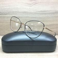 28620633c8 Dolce   Gabbana DG 1301 Eyeglasses Matte Black Rose Gold 01 Authentic 53mm