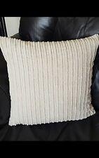 "6 22"" cream jumbo cord cushion covers DFS SCS?"