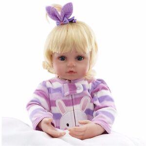 2019-Toddler-22-034-Reborn-Baby-Girl-Doll-Silicone-Vinyl-Lifelike-Newborn-Toy-Gifts