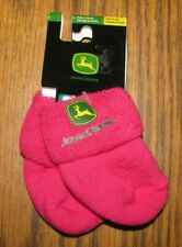 john deere infant bootie pink terry cuff for sale online ebay ebay