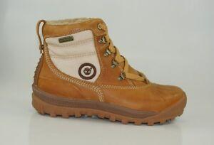 Details zu Timberland Mount Holly Duck Waterproof Damen Winter Schuhe Boots Stiefel 21650