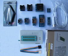 Plus Programmer Tl866ii For Spi Flash Nand Eeprom Mcu Pic9 Adapterclip