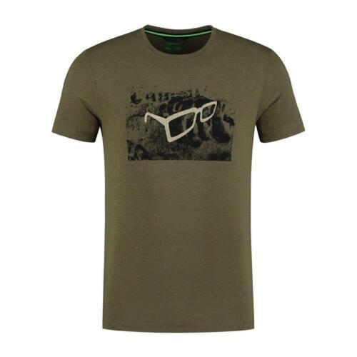 Korda LE Scaley Front Tee Carp Fishing T-Shirt