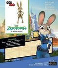 Incredibuilds: Disney: Zootopia 3D Wood Model by Insight Editions (Paperback / softback, 2016)