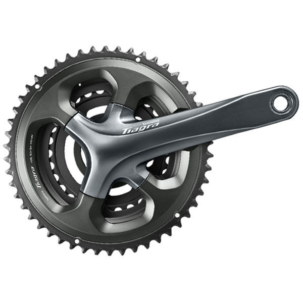 Shimano Tiagra FC-4703 50-39-30T 170mm 10-Speed Crankset EFC4703CX090