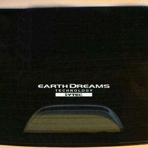 Vinyl-Earth-Dream-i-VTEC-Car-Decal-Sticker-Auto-Window-Decal-Emblem-For-Honda