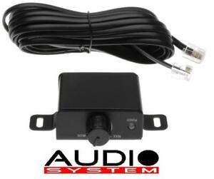 Audio-System-RTC-Remote-Control-Kabel-Fernbedienung-Audio-System-Verstaerker