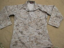 GENUINE TRU-SPEC AOR1 DESERT DIGI seal COAT SHIRT JACKET S R nsw devgru marpat