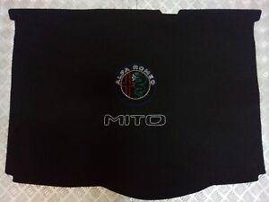Alfa Romeo Mito tappetino moquette baule bagagliaio  boot floor carpet