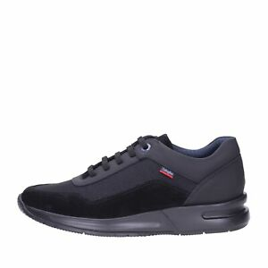 Callaghan Sneakers Daim / cuir Homme Noir 91311