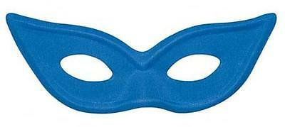 100% Vero Farfalla Blu Stile Occhi Maschera Maschera Occhi Masquerade Ball Party Fancy Dress-