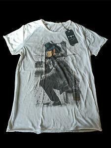 T-shirt-Maglietta-034-Daisuke-Jigen-034-RENEVER-Made-in-Italy