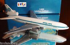 Schabak 1:600 Scale Diecast 2902-7 Pan Am Airways Douglas DC-10 Limited Edition