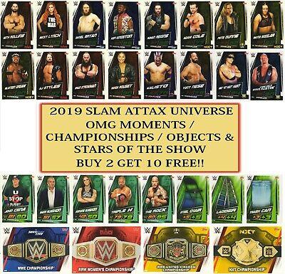 Wwe Slam Attax 12 Universe Carte 231-Triple H-WWE
