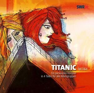 BODO-FRANCK-PIERRE-PRIMUS-TITANIC-TEIL-3-amp-4-2-CD-NEW