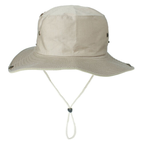 Men Women Foldable Summer Outdoor Sun Hat Fishing Walking Hiking Camping Cap