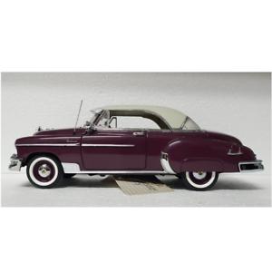 Franklin Mint-escala 1 24  1950 Chevrolet Belair Diecast Escala Modelo