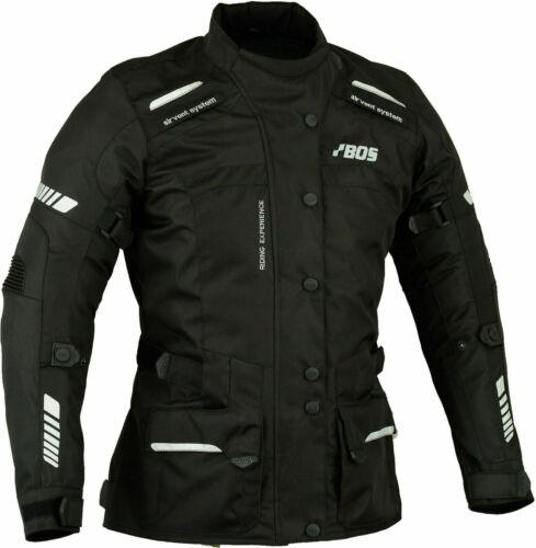 Femmes Moto Veste, Hiver Motard Veste Avec CE Armure, textile veste