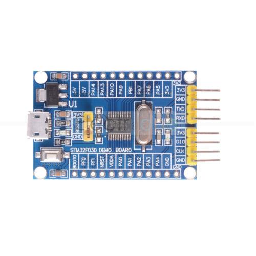 STM32F407VGT6 STM32F030F4P6 ARM Cortex-M4 32bit MCU Core Development Board