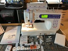Janome 6500P Memory Craft Computerized Quilting Sewing Machine