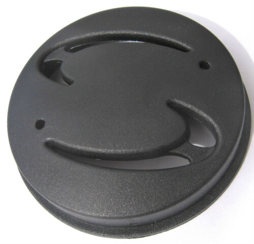 Seaira Tri-Metal Front Cover Black For Second Stage