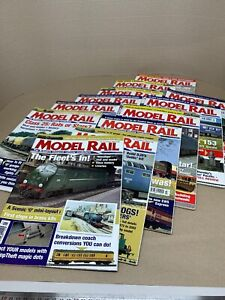 Job-Lot-Bundle-of-12-Issues-of-Model-Rail-Magazine-Jan-2002-Dec-2002