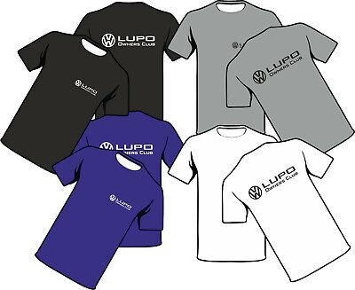 Acquista A Buon Mercato Lupo Proprietari Club T Shirt Logo Nuovo Gratis 1st Class Post- Pacchetto Elegante E Robusto