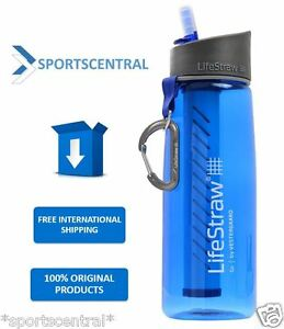 65071ead8a Image is loading LIFESTRAW-GO-PERSONAL-PORTABLE-WATER-FILTER-BOTTLE-PURIFIER -