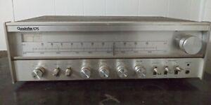 Vintage-quadraflex-575-AM-FM-Stereo-Receiver-Tuner