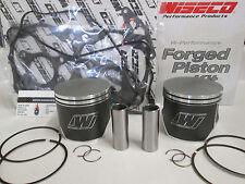 Ski doo MXZ, Summit 800R Wiseco Piston Kit Dual Ring (E-Tec) 2012-2015