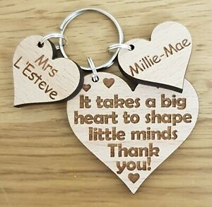 PERSONALISED-CHRISTMAS-GIFT-FOR-TEACHER-SCHOOL-NURSERY-END-OF-YEAR-GIFTS-KEYRING