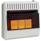 Avenger  FDT3IR Dual Fuel Ventless Infrared Heater - 30,000 BTU - White