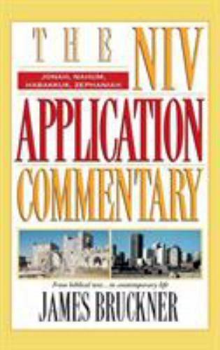 The NIV Application Commentary Ser. Niv Application Commentary Jonah, Nahum,... - $28.45