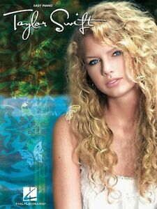 TAYLOR-SWIFT-Easy-Piano-Songbook-NEW-Sheet-Music-Lyrics-11-Songs