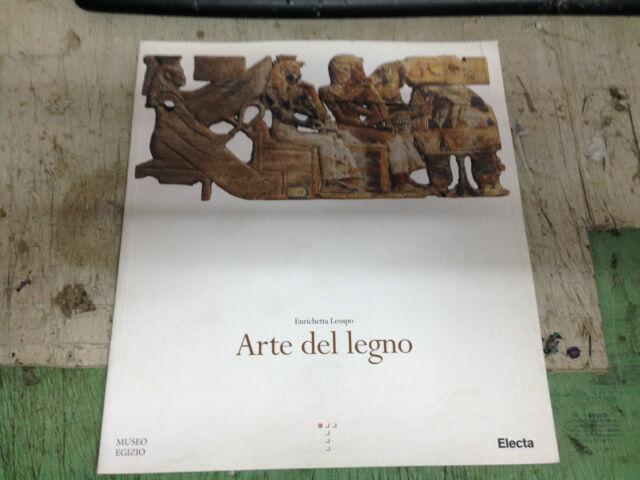 ARTE DEL LEGNO Museo Egizio Electa Arti Antiche civiltà Egitto Quaderni Museo