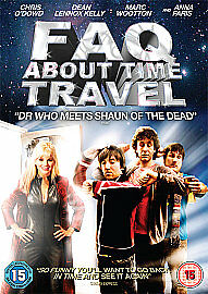 1 of 1 - FAQ About Time Travel - Anna Faris (DVD) (New & Sealed)