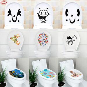 Toilet-Seat-Wall-Sticker-Decals-Vinyl-Art-Wallpaper-Removable-Bathroom-Decor-DIY