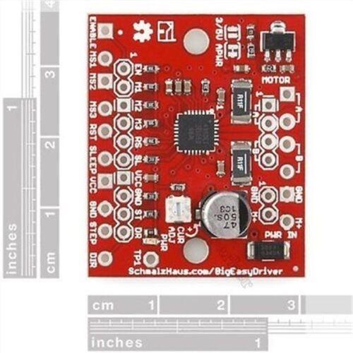V1.2 A4988 Stepper Motor Driver Board Big Easy Driver Board 2A//Phase For 3D P hx