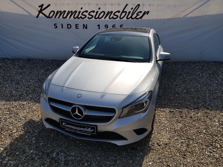 Mercedes CLA200 2,2 CDi SB aut. 5d - 253.000 kr.