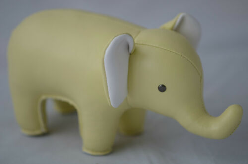 U.Z Collection Zuny Classic Series Elephant Cream Animal Paperweight