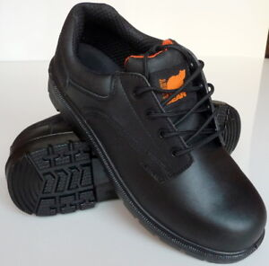 ca3cc36cb Image is loading Safety-Shoes-Mens-LightBear-Pioneer -Black-lightweight-safety-