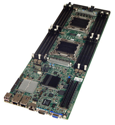 Genuine Dell PowerEdge C6220 C8220 C8220X LGA2011 Motherboard System Board 9N44V